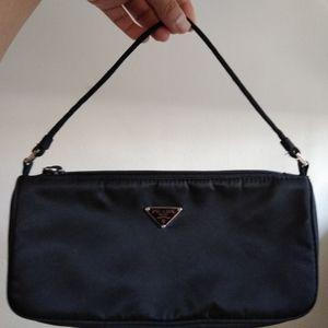 Handbags - Prada black nylon